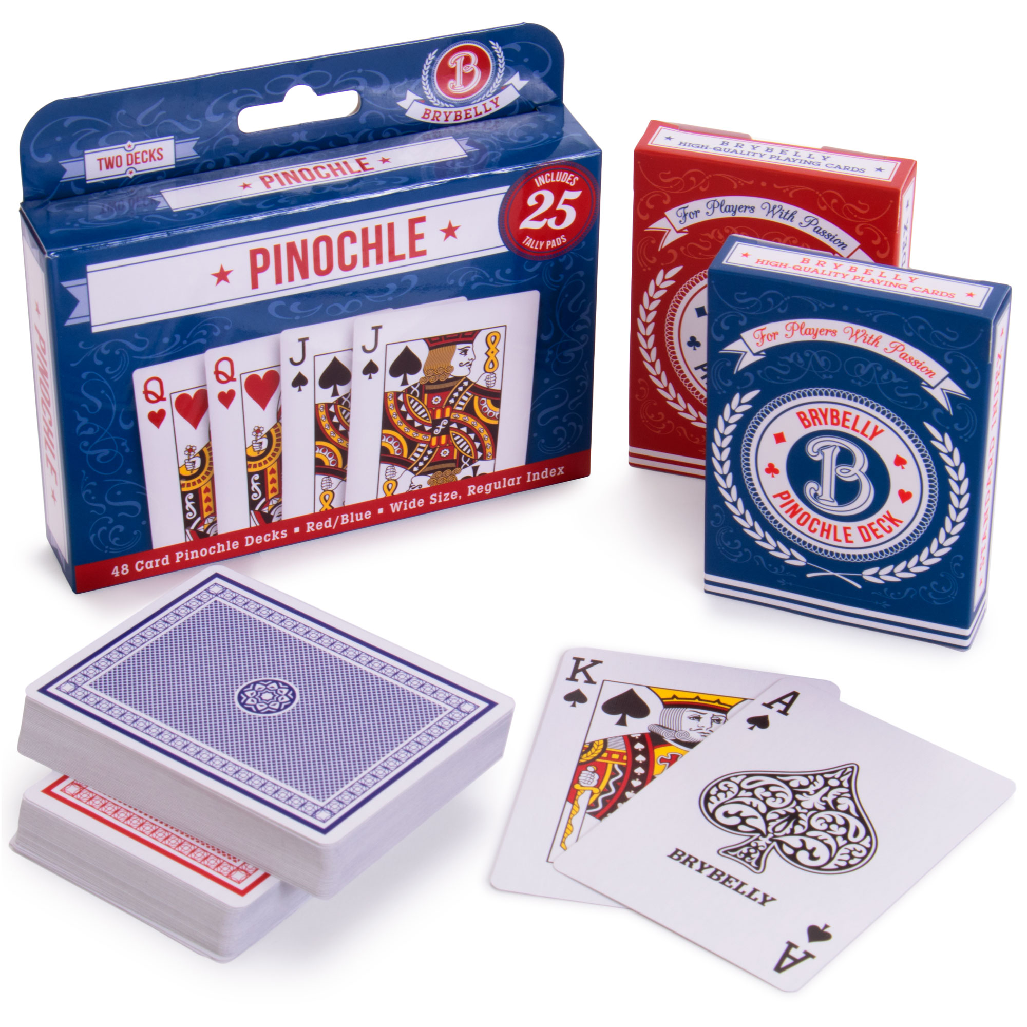 Pinochle Game Set