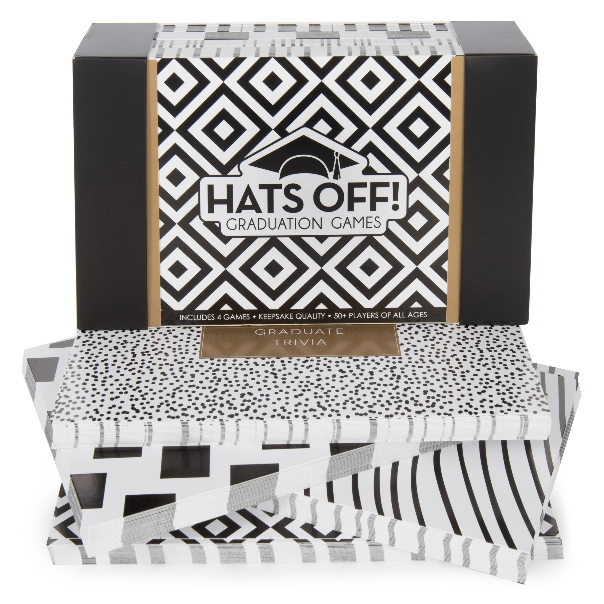 Hats Off! Graduation Games