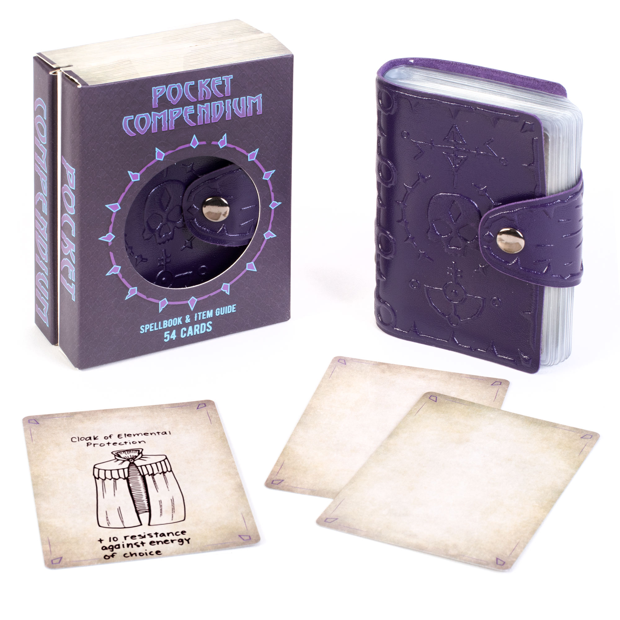 Pocket Compendium: Tome of Dread