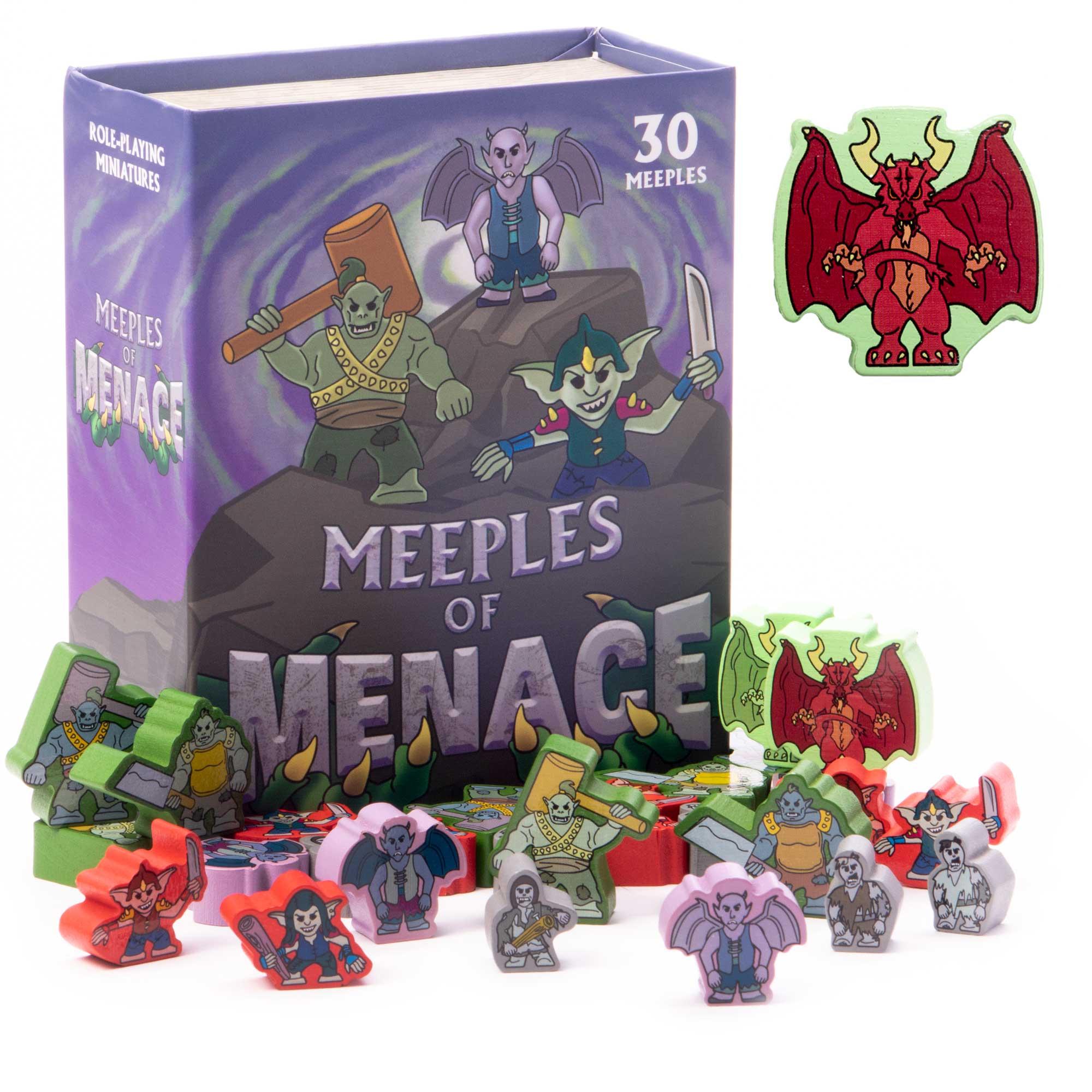 Meeples of Menace