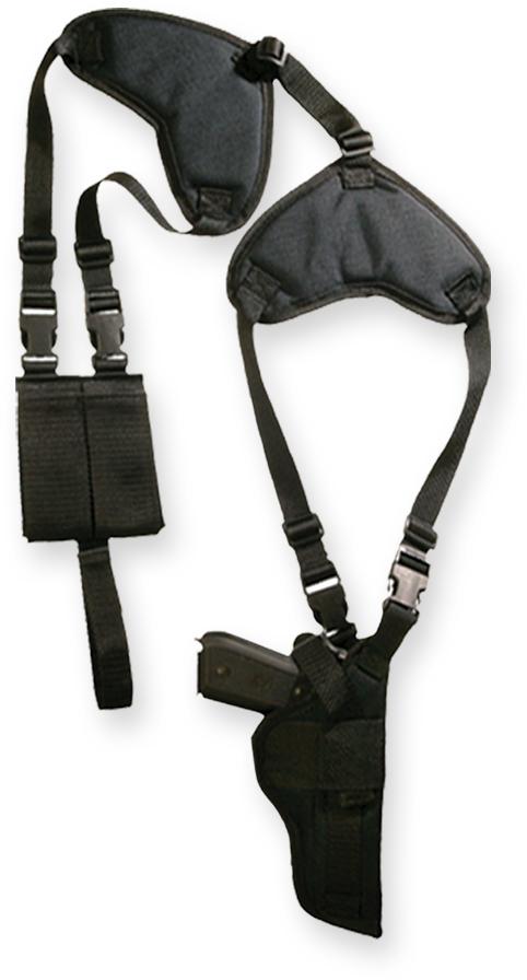 Bulldog Deluxe Shoulder Harness MandP Compact Taurus Millenn