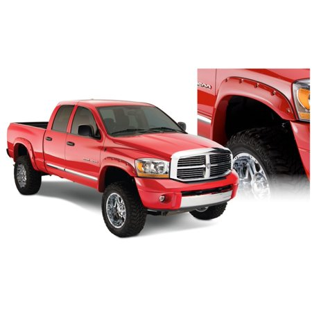 Dodge RAM Pocket Style Fender Flare Set