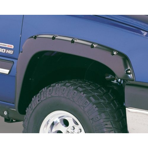 Chevrolet Silverado Pocket Style Fender Flare Set