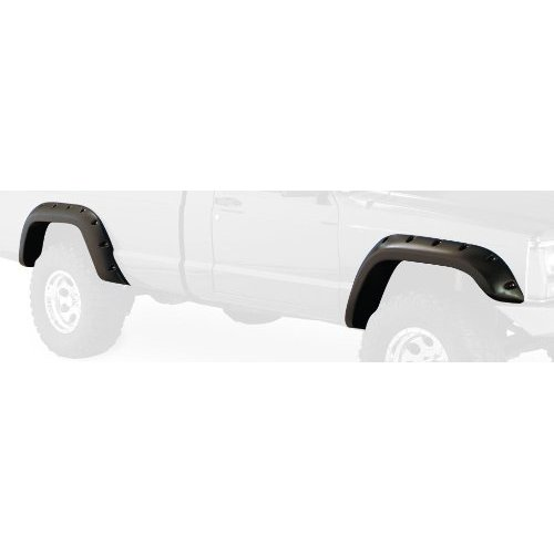 Cut-Out Style XJ Cherokee Fender Flare Set