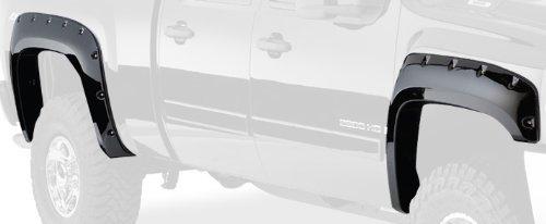 Chevrolet Silverado 1500 Pocket Style Fender Flare Set