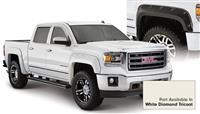 Boss? Pocket Style? Painted Fender Flares - Front And Rear-40958-34