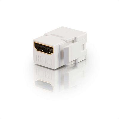 HDMI Keystone Moduel White