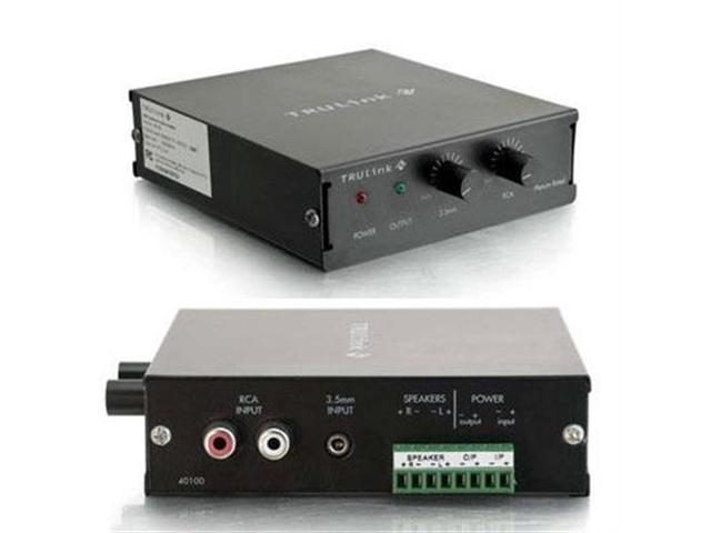 Trulink Audio Amplifier