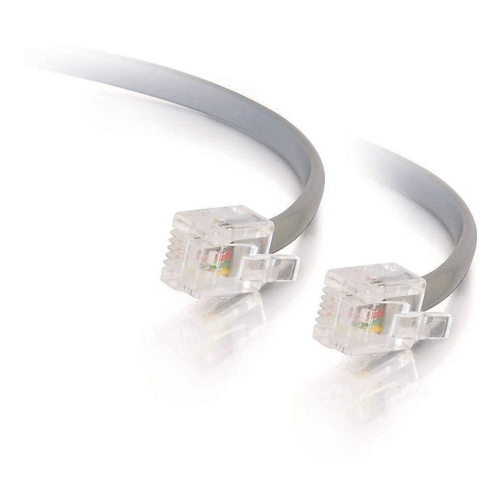 14' RJ11Modular Phone Cable