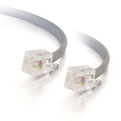 14' RJ12 Modular Phone Cable