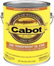 04-0306 Quart Oil-Based Stain