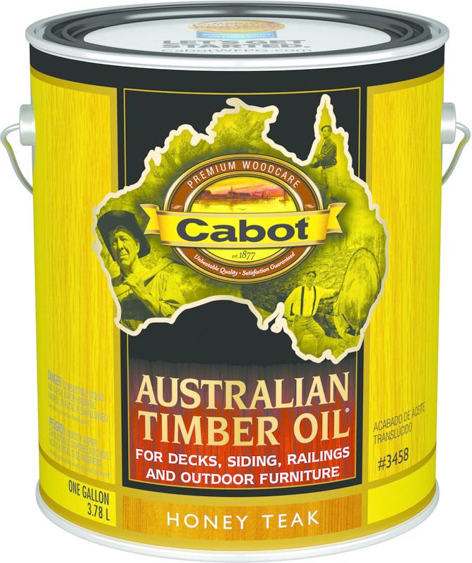 01-9458 1G TEAK AUST TIMB OIL