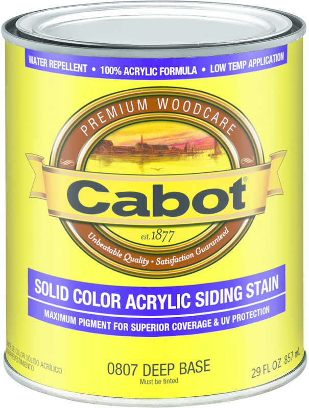 04-0807 Quart Deep Base Provt Stain