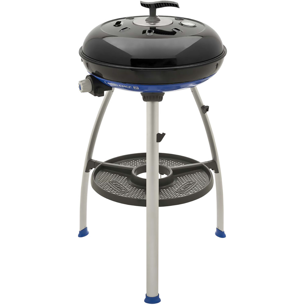 Carri Chef with Pot Ring, Grill Plate