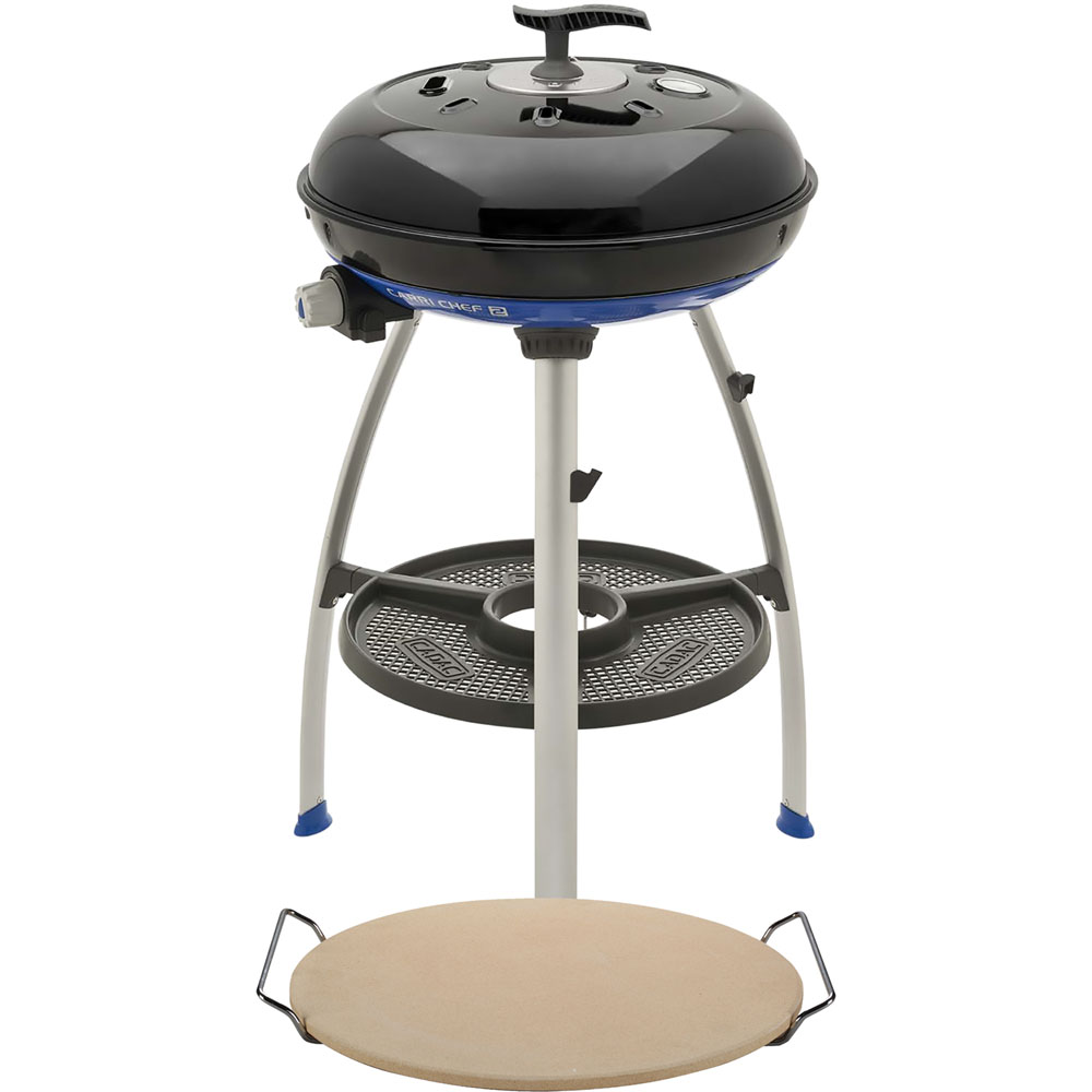 Carri Chef Portable Grill & Pizza Stone