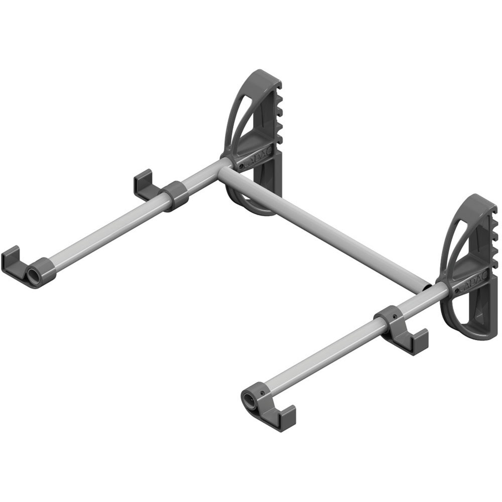 RV Bracket for Tailgater 2-Burner