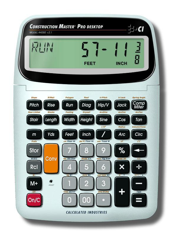 44080 M PRO DESKTOP CALCULATOR