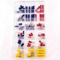Calterm 5101 Solderless Terminal Kit, 80 Pieces