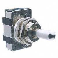 Calterm 41730 Automotive Heavy Duty Toggle Switch, 12 VDC, 15 A
