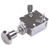 Calterm 42200 Universal Push Button Switch, 15 A
