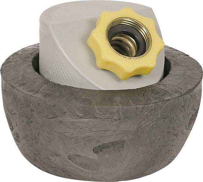 WATER SEAL GRAY RV 3X4IN