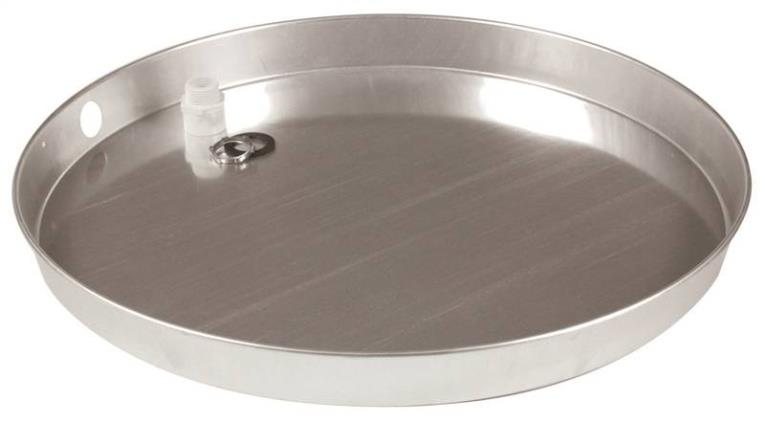 DRAIN PAN ALUMINUM 20IN