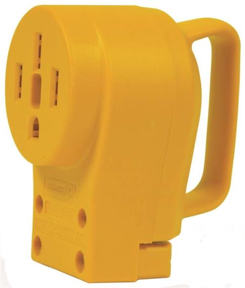 RECEPTACLE FEMALE REP 50A 250V