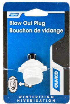 36103 PLASTIC BLOW-OUT PLUG