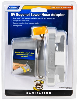 39173 EASYSLIP STR HOSE ADAPTR