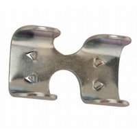 ROPE CLAMP ZINC 2  PCS 1/2IN
