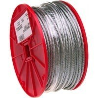 CABLE UNCOATED 1/16INX500FT