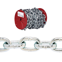 CHAIN PROOF COIL 3/16X100FT