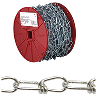 CHAIN DBL LOOP 2-0 60FT