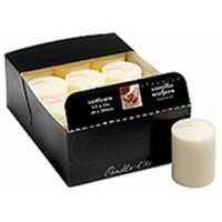 VOTIVE CANDLE 12HR SOFT COTTON
