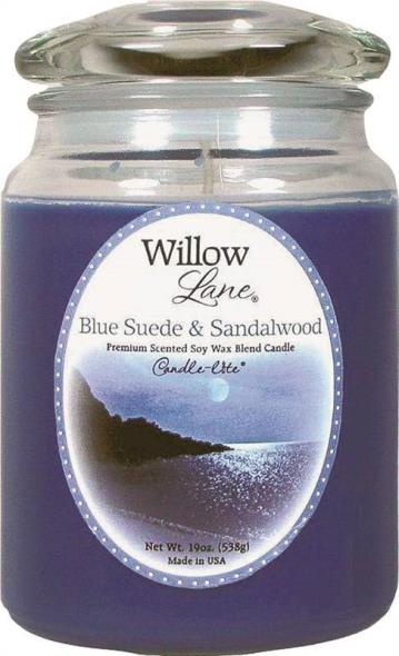 19OZ JAR CANDLE SANDALWOOD