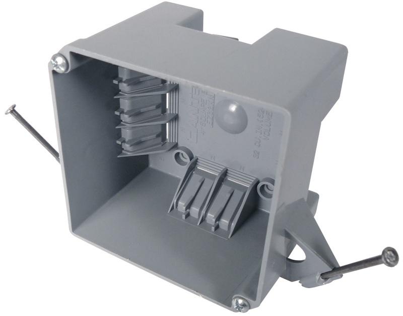 EZ32XN 32CU IN SQR BOX W/NAILS