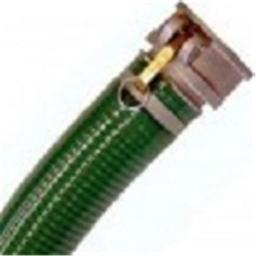 SCTNHOSE PVC 4X20 QC X NPT