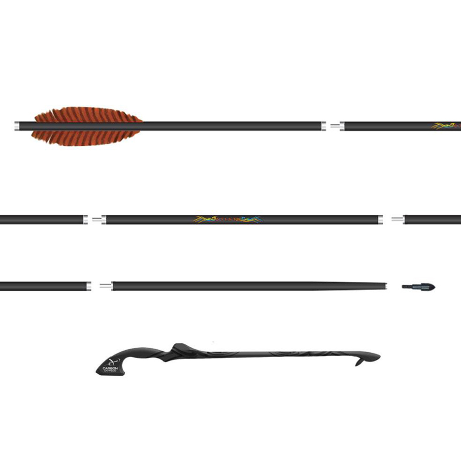 Carbon Express ATLATL Kit