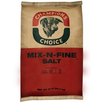 SALT MIX-N-FINE YPS CC PE 50LB