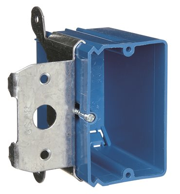 ADJUST A BOX NON METALLIC ADJUSTABLE BOX 1 GANG