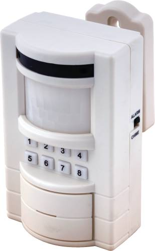ALARM MOTION WITH KEYPAD