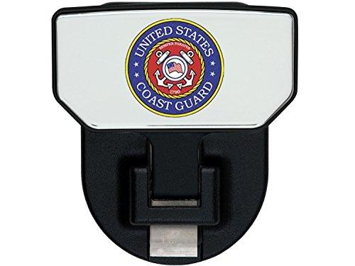 HD Universal Hitch Step US Coast Guard - single