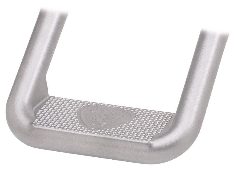 HOOP II XP4 Titanium Silver Powder Coat Single Step