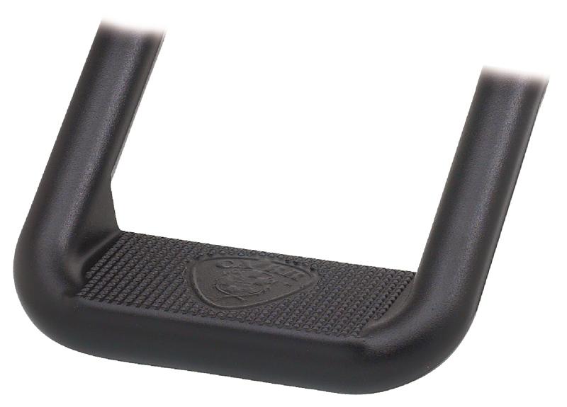HOOP II XP3 Black Powder Coat Single Step