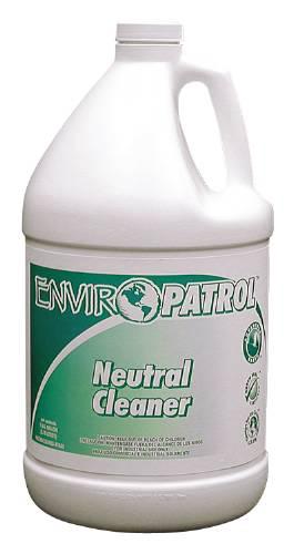 FLOOR CARE NEUTRAL CLEANER