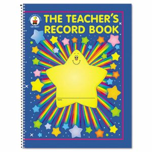 Classroom Record Book, Wirebound, 11 x 8-1/2, 96 Pages