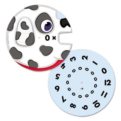 EZ-Spin, Multiplication Game, Grades 3-5, 18/Pack