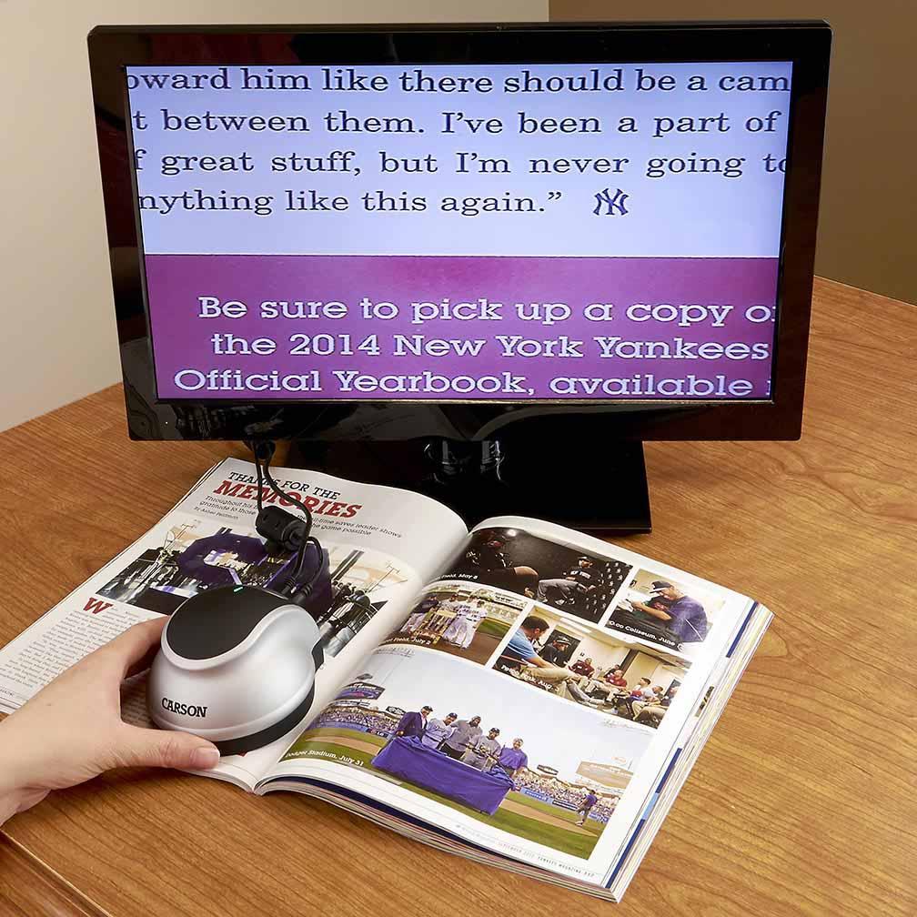 Carson Digital TV Magnifier