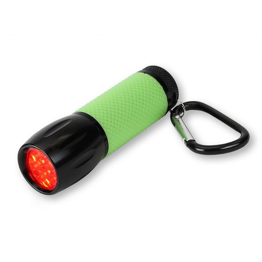 Carson LED RedSight Pro Red LED Flashlight