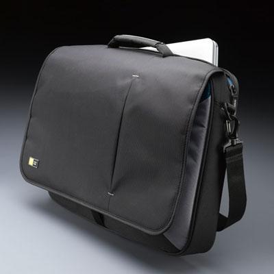 """Case Logic 3201140 17"""" Notebook Messenger Bag"""